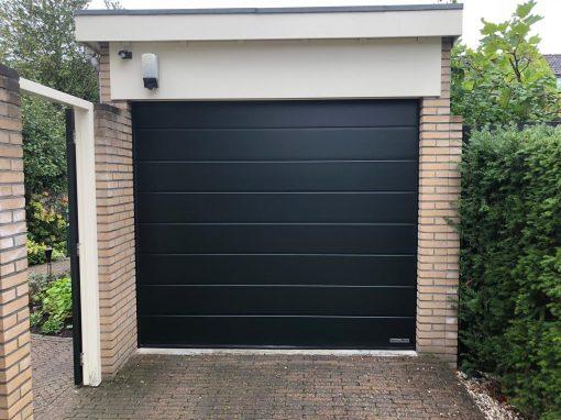 Elektrische garagedeur in Hilversum