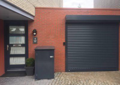 Roldeur in Amersfoort