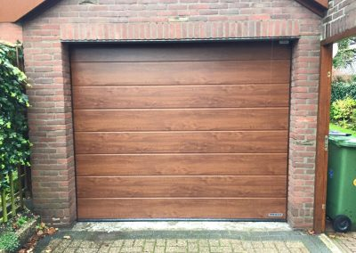 Garagedeur in Hilversum