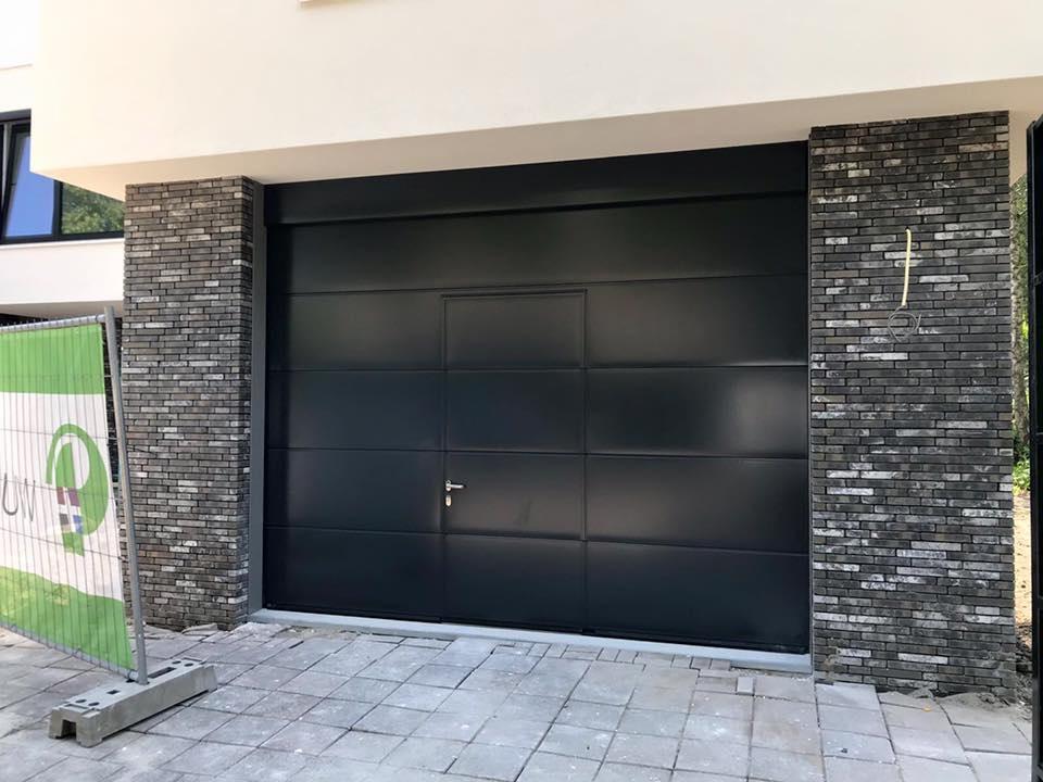 Hörmann Garagedeur Sectionaaldeur Doors And More In Eemnes