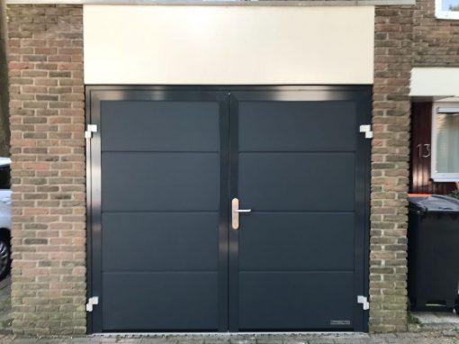 Openslaande garagedeur Hilversum