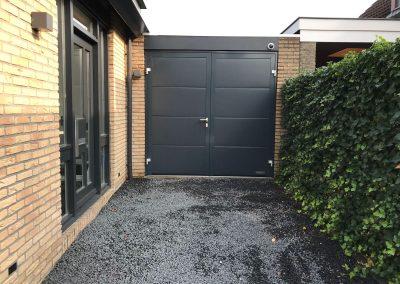 Openslaande garagedeur Uithoorn