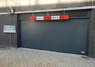 Overheaddeur Amsterdam Sloterdijk