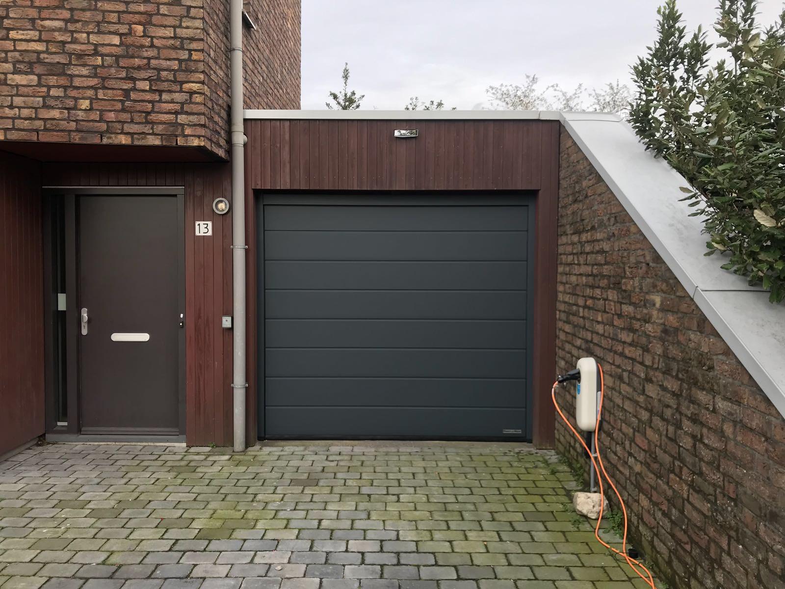 Hörmann Elektrische Garagedeur 998 Doors And More In Eemnes