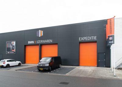 Overheaddeur in Den Helder