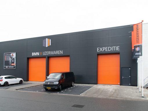 Overheaddeur in Den Helder voor BMN