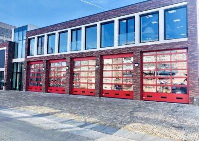 Overheaddeur Diemen brandweerkazerne