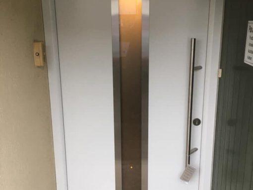 Voordeur in Hilversum