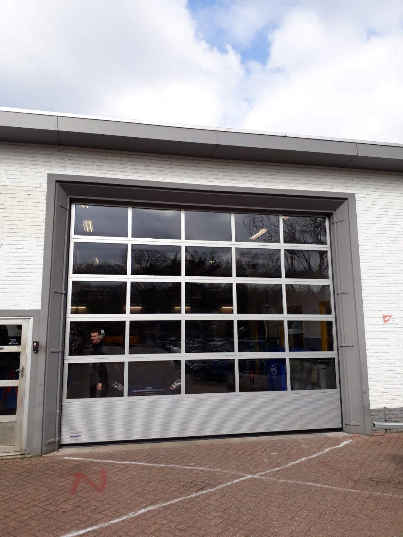 Overheaddeur in Hilversum