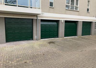 Garagedeuren in Huizen